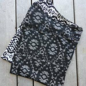 WWW Tube Aztec Black